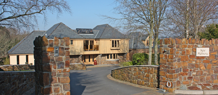 Bespoke Luxury House New Melbury, Fearnley Lott Architects North Devon